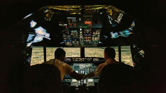 Jet Flight Simulator
