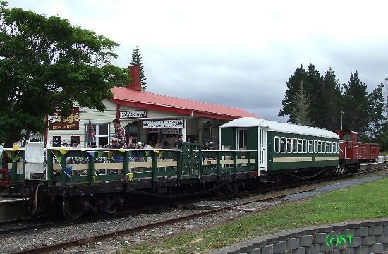 Railway Station Cafe