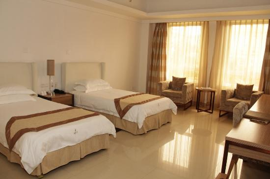 Hotel Ritz Victoria Garden: Quarto twin