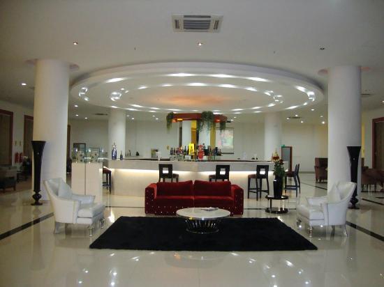Hotel Ritz Victoria Garden: bar