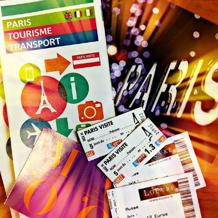 Office de Tourisme et des Congrès de Paris : PARISINFO
