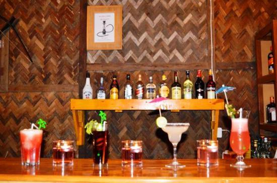 HTI Bar & Restaurant : Cocktails