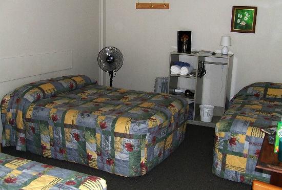 Woodlands Motel & Conference Venue: comfy beds