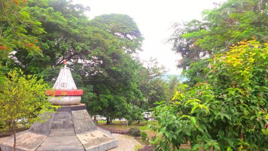 Krakatau Monument