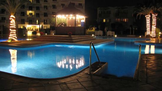 HG Tenerife Sur Apartments: La piscine