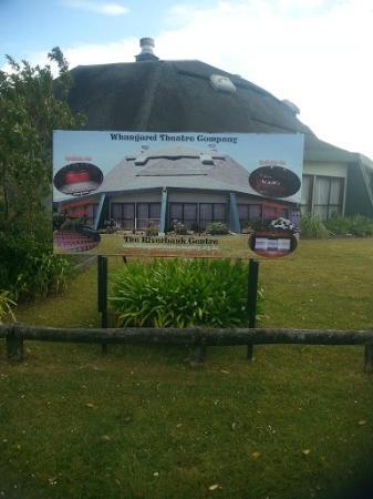 Whangarei, Neuseeland: Theatre building