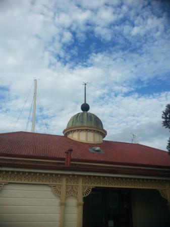 Whangarei, Neuseeland: Time ball