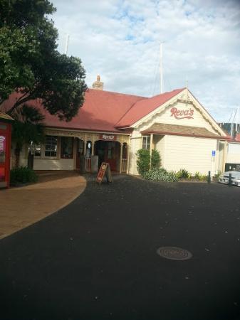 Whangarei, Neuseeland: Revas