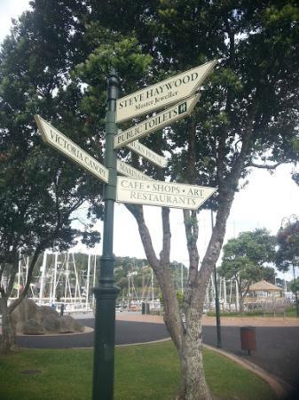 Whangarei, Neuseeland: Another which way to go