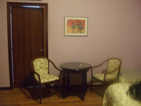 Hotel Archimede: 部屋