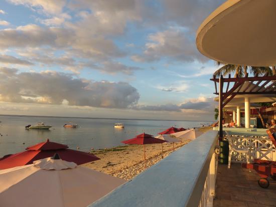 Gold Beach Resort: Vraiment en bord de plage
