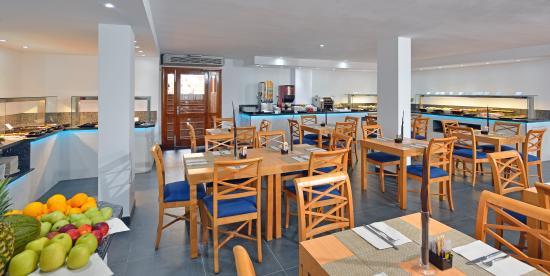 Sol Cala d'Or by Melia Apartamentos : Restaurant
