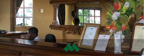 Hotel Mocambicano: Benvindo * Welcome * Bienvenu