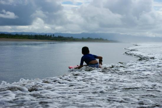 Casa Laguna: Bodyboard in LasLajas