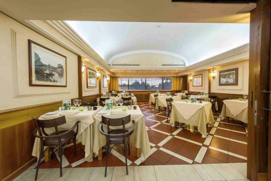 Hotel Holiday Inn Via Aurelia Roma