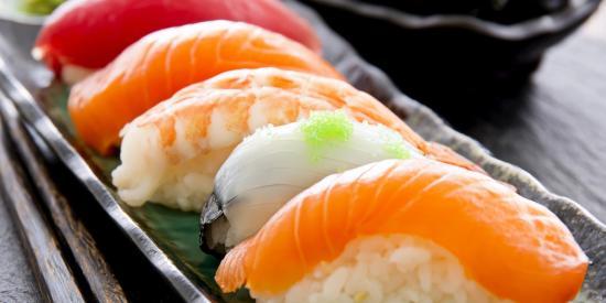 Wonder sushi