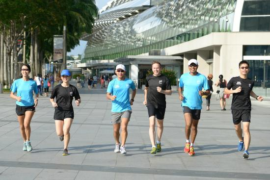 Go! Running Tours Singapore