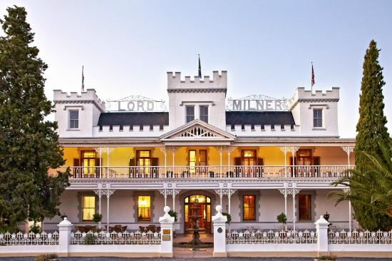 Well Done Werner Review Of Lord Milner Hotel Matjiesfontein South Africa Tripadvisor
