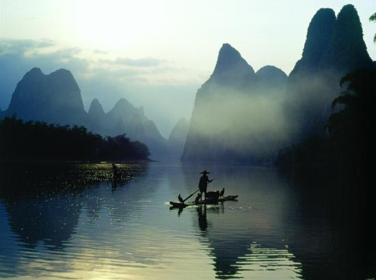 Guilin, Kina: Li River