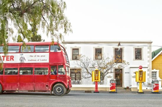 Lord Milner Hotel London Bus