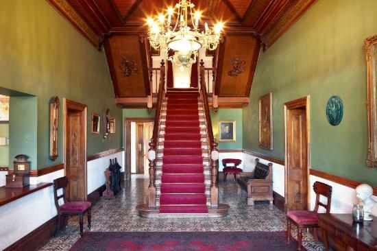 Lord Milner Hotel Entrance
