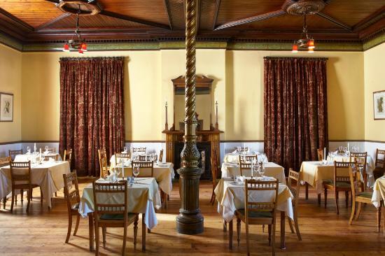 Lord Milner Hotel Dinning Room