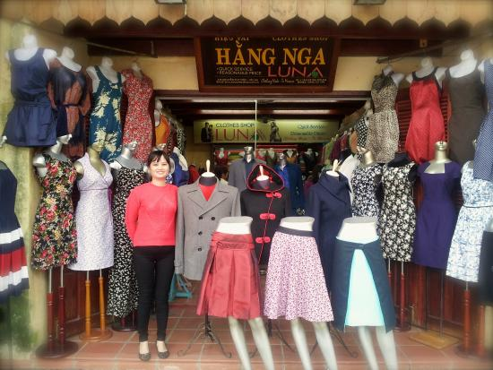 Luna Clothes Shop