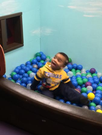 Garden State Discovery Museum: He had a wonderful time !