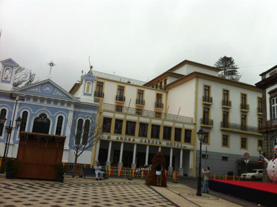 Azoris Angra Garden Plaza Hotel: Hotel Angra Jardim