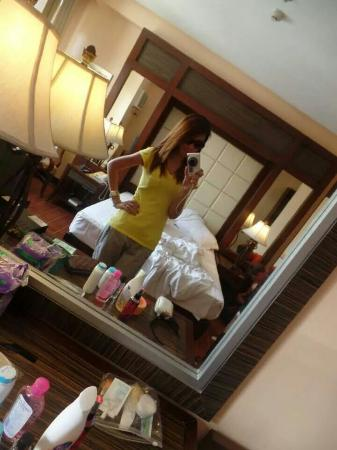 Planta Centro Bacolod Hotel & Residences: At our room
