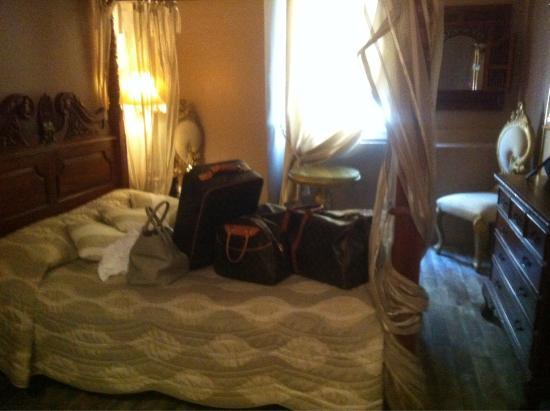 Hotel le Romanesque : Hotel