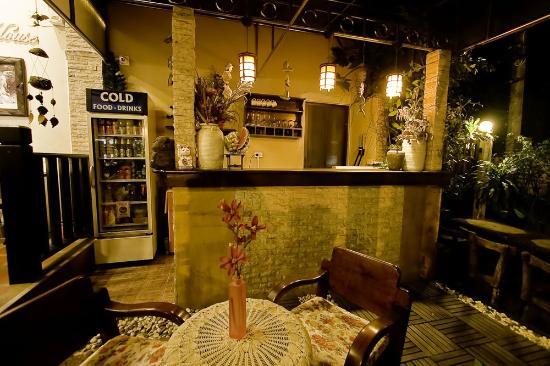 Andaman House: Drink Corner