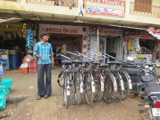 Milkman Guesthouse : De georganiseerde fietstocht.
