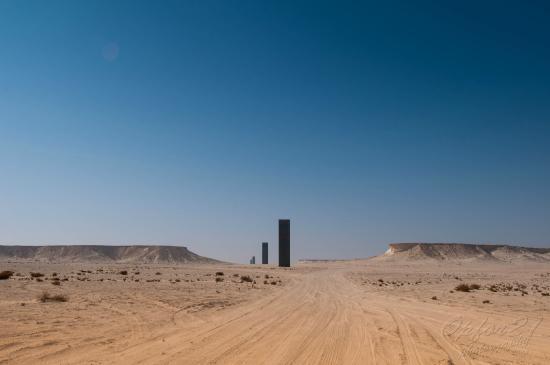 Film City : Richard Serra along the way