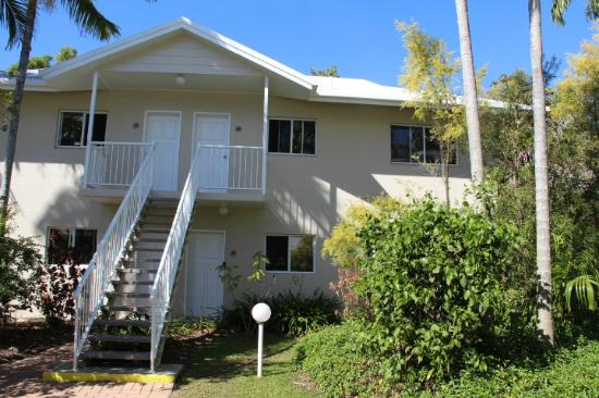 Port Douglas Plantation Resort: Our 2 bedroom upstairs