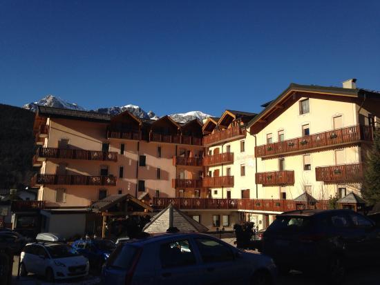 Hotel Gruppo Brenta: Vista dell'hotel