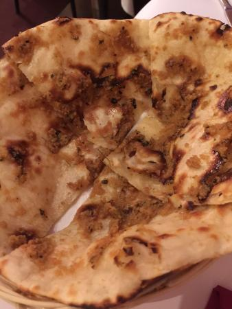 The Grace of India 2: Garlic Naan