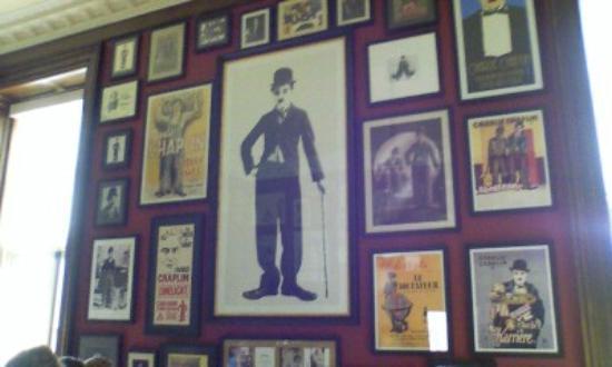 Oheka Castle : Charlie Chaplin Collection
