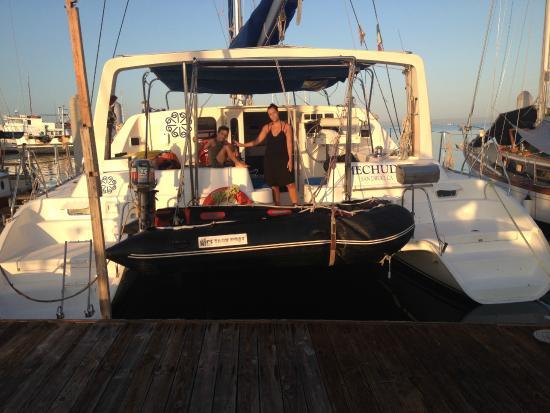 Baja Expeditions : porto