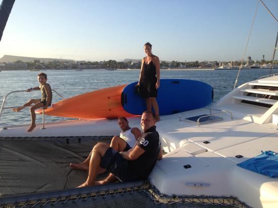 Baja Expeditions : navigazione