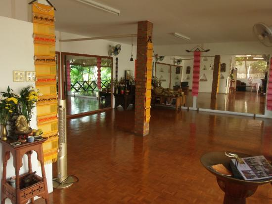 Loi Kroh Traditional Thai Massage and Yoga : .