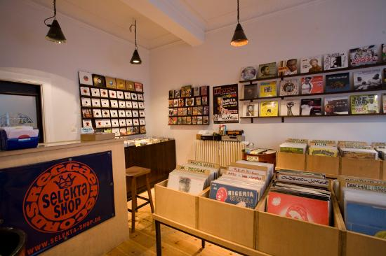 Selekta Reggae Record Shop