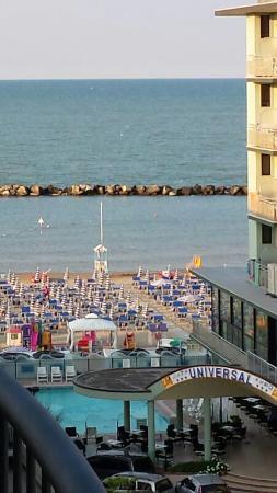 Residence San Marco: vista dal ns appartamento 5°piano