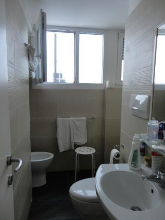 Hotel Major Cattolica: bagno