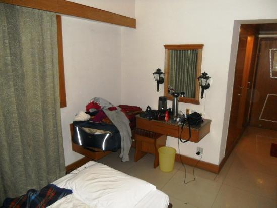 Hotel Atithi, Agra: Room no 206