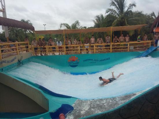 Olimpia, SP: Surf