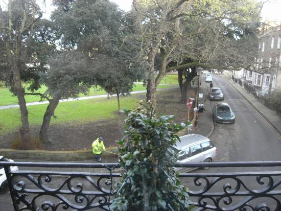 The Reading Rooms: View from Room 1