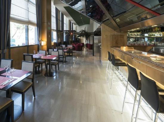 Hotel Via Castellana: Comedor
