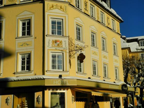 Konditorei Kurcafe: Das Café