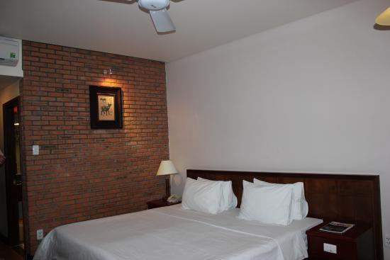 Hoang Ngoc Resort: Номер